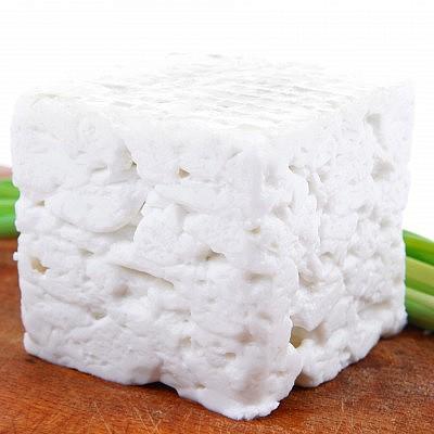 גבינה לבנה קשה