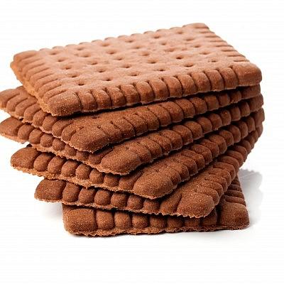 ביסקוויטים בטעם שוקולד