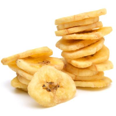 בננות מיובשות
