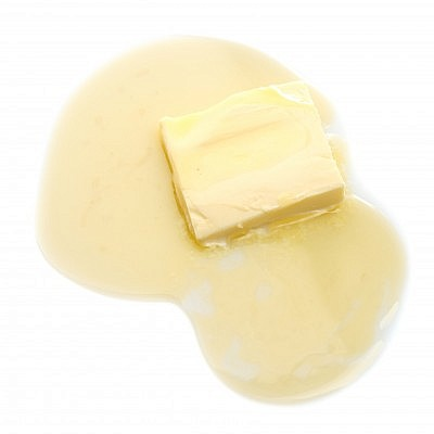 חמאה מומסת