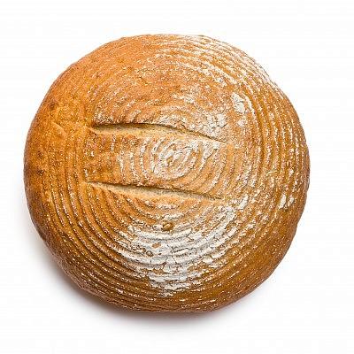 כיכר לחם עגולה