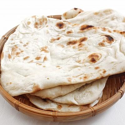 לחם נאן הודי