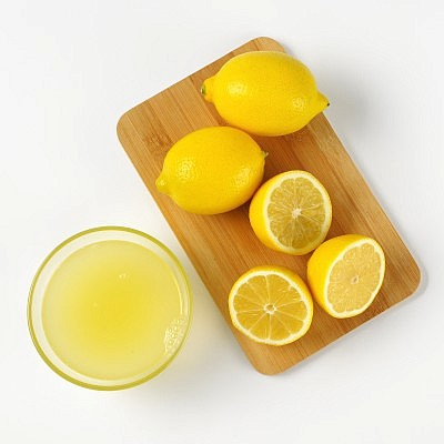מיץ לימון סחוט