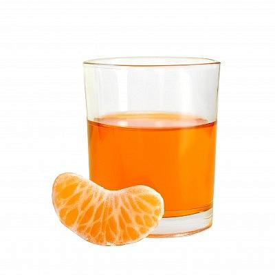מיץ מנדרינות