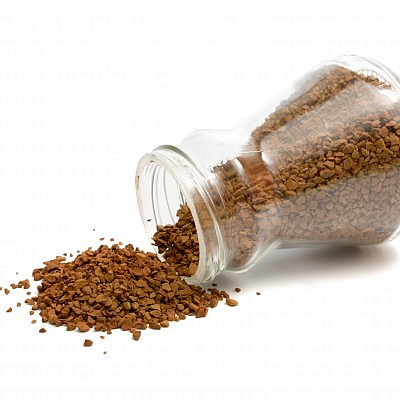 אבקת קפה נמס