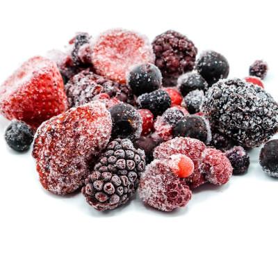פירות יער קפואים