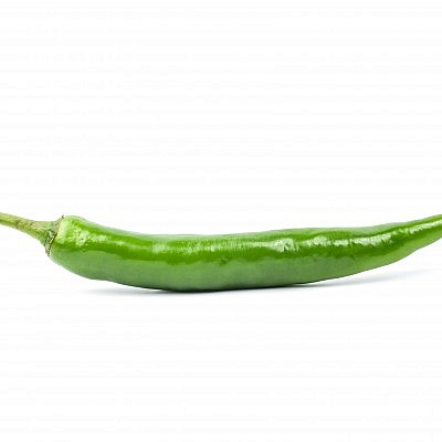 פלפל צ'ילי ירוק חריף