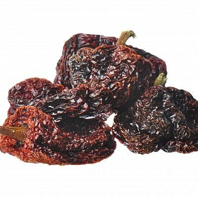 פלפלי צ'יפוטלה מיובשים
