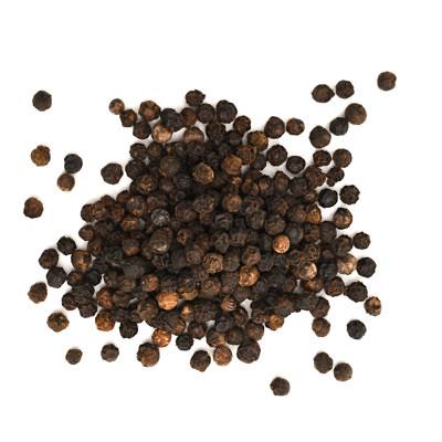 גרגירי פלפל שחור