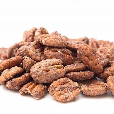 אגוזי פקאן מסוכרים