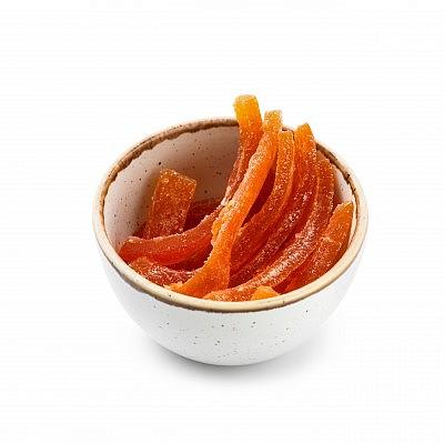 קליפות תפוזים מיובשות