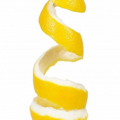 קליפת לימון