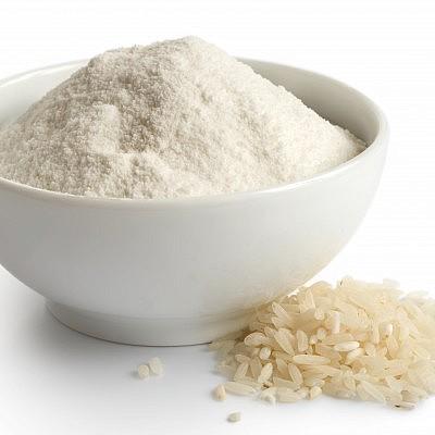 קמח אורז מלא