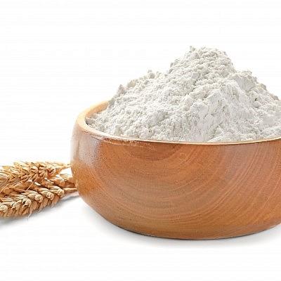 קמח לבן