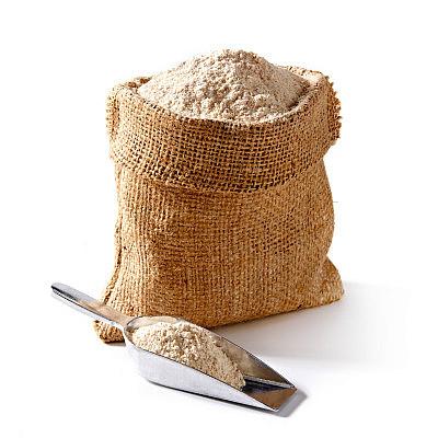 קמח מלא תופח