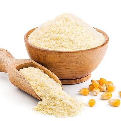 קמח תירס לבן
