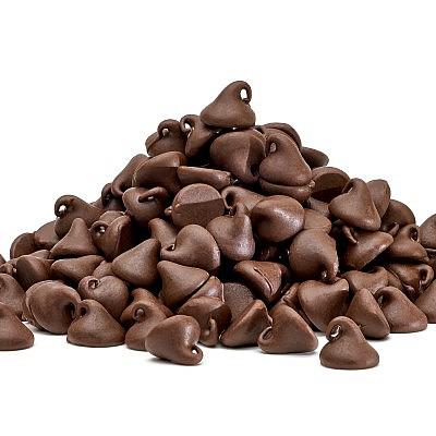 שוקולד צ'יפס מריר