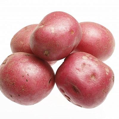 תפוחי אדמה אדומים