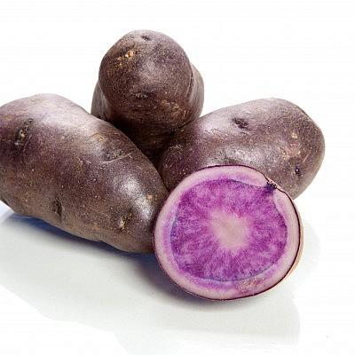 תפוחי אדמה סגולים